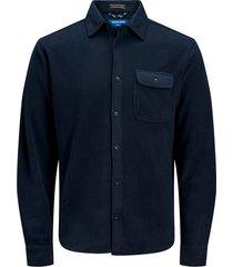 shirt met lange mouwen fleece