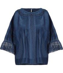 high blouses