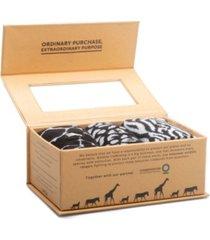 conscious step protect wild animals socks