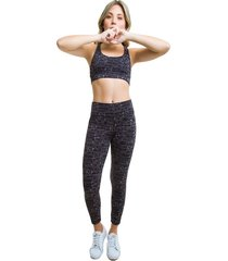 licra deportiva para mujer moon legging maqui