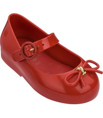 baleta melissa rojo mini sweet love bb