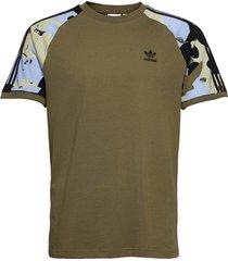 graphics camo cali tee t-shirts short-sleeved gul adidas originals
