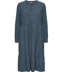 bxelexia long dress dresses everyday dresses blå b.young