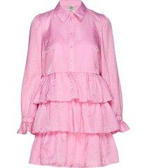 anya kort klänning rosa baum und pferdgarten