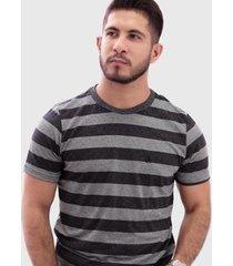camiseta biecco mix trip slim masculina - masculino