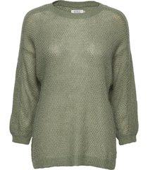 floris top stickad tröja grön masai