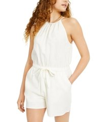 fishbowl juniors' halter-neck romper