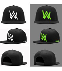 alan walker fade adjustable adult baseball cap flat cap glow in the dark