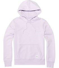 buzo blanco  converse essntls pullover hood