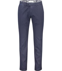 brax pantalon frederic donkerblauw