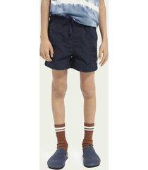 scotch & soda basic recycled nylon swim shorts