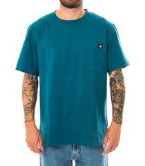 dickies t-shirt uomo porterdale coral dk0a4tmocbl