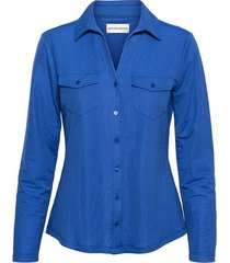 &co woman and co blouse lino
