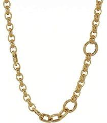 oversized belcher chain
