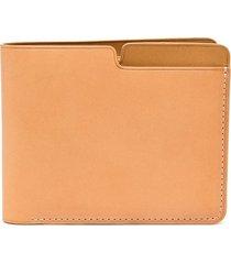 isaac reina folding square-shape wallet - neutrals