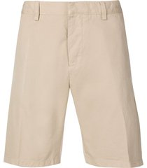 ami paris bermuda shorts - neutrals