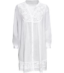 camicetta lunga (bianco) - bodyflirt