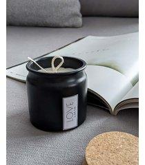 love allblacks świeca zapachowa z wosku sojowego