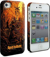 iron maiden halloweed be thy name hardshell case for iphone 4 4g 4s