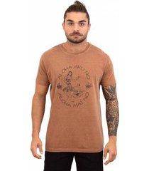 camiseta limits laundry aloha song masculina