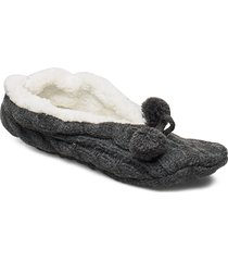 slipper cabel slippers tofflor grå lindex