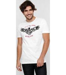 camiseta sommer estampa águia