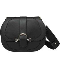 borbonese medium 110 shoulder bag