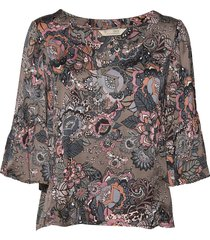extravaganca blouse blouse lange mouwen multi/patroon odd molly