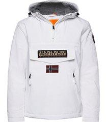rainforest pocket 1 outerwear jackets anoraks wit napapijri
