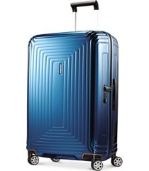 "closeout! samsonite neopulse 28"" hardside spinner suitcase"