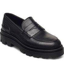 amaya loafers låga skor svart pavement
