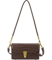 melie bianco women's hayley small shoulder bag