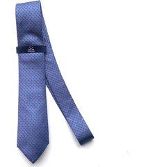 corbata azul clara oscar de la renta 20aa2159-194