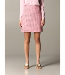 be blumarine suit skirt women be blumarine