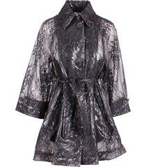 antonio marras polyamide coat