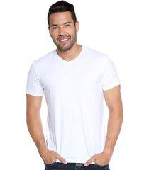 camiseta blanco americanino