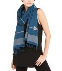 eileen fisher organic cotton scarf