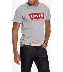 levis graphic setin neck t-shirts & linnen grey