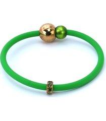 bracciale furla pironda 764744 emerald