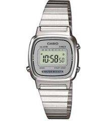 relógio casio vintage la670wa-7df