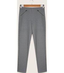 legging gris con apliques gris 10
