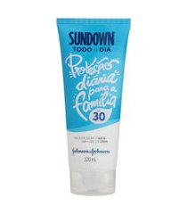 protetor solar sundown todo dia fps 30 220ml