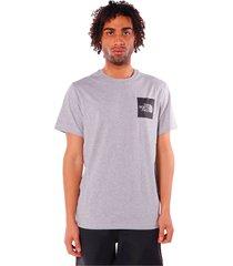 t-shirt fine heather