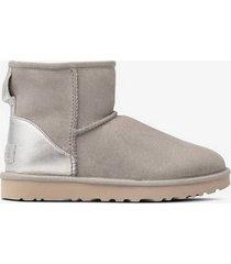 boots w classicmini ii metallic