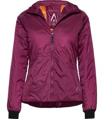bliss jacket outerwear sport jackets paars wearcolour