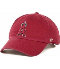 '47 brand los angeles angels of anaheim clean up hat