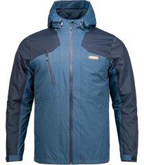 chaqueta drizzle b-dry azul noche lippi