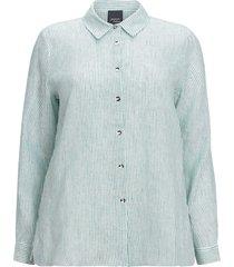 skjorta i linne