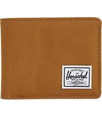 herschel supply co. hank rfid bifold wallet in rubber at nordstrom