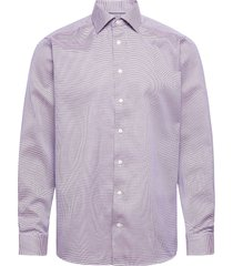 contemporary fit business dobby shirt overhemd business rood eton